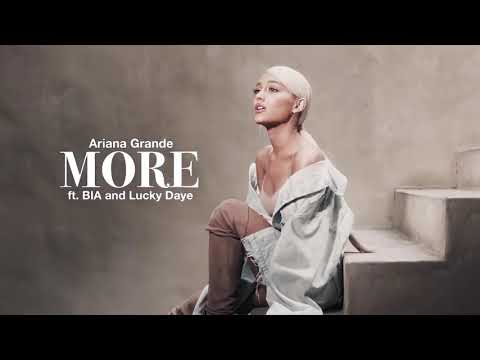 Mp3: Ariana Grande feat Lucky Daye & BIA - More