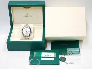 ROLEX[ロレックス]DATE JUST41/デイトジャスト41 / Ref:126300
