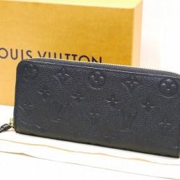 LOUIS VUITTON[ルイ・ヴィトン]モノグラム アンプラント ポルトフォイユ・クレマンス/M60171
