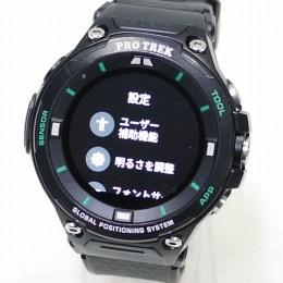 CASIO[カシオ] PRO TREK Smart / プロトレック スマート[WSD-F20X-BK]