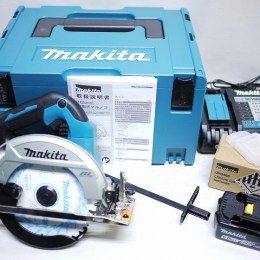 MAKITA[マキタ] 18V6.0Ah165mm充電式マルノコ[HS611DRGX]