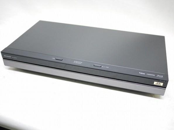 SHARP[シャープ] AQUOS 4Kレコーダー[4B-C20AT3]/2TB