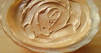Como hacer crema fácil de moka
