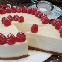 Tarta de queso y leche condensada SIN HORNO