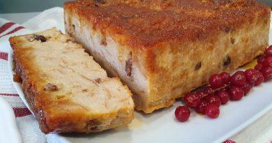 Como hacer un pudin de pan perfecto