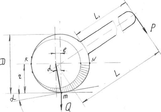 Düz eksantrik bir kelepçe nasıl yapılır  Dairesel kendin yap