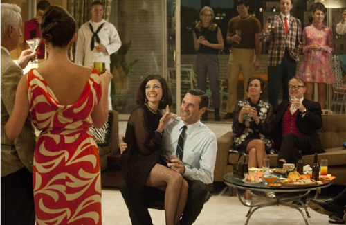 MAD MEN: CHANGING FASHION DIRECTIONS