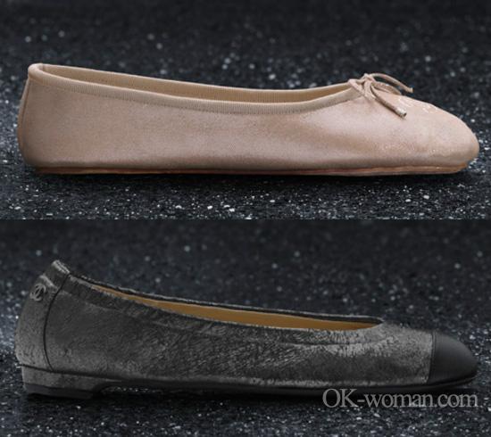 Chanel ballet flats. Ballet flats for women. Shoes 2012 women. Spring summer