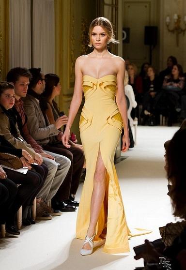 George Hobeika Fashion Show