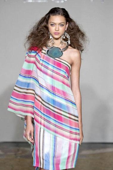 Spring/summer fashion weeks in milan 2013
