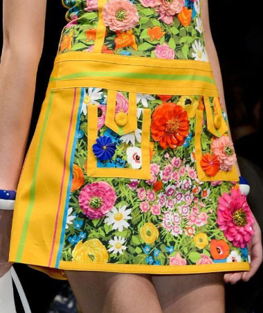 Spring/summer fashion weeks in milan 2013 fashion styles for 2013: in pictures