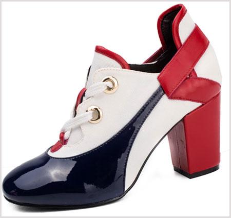 Multicolor Women Shoes