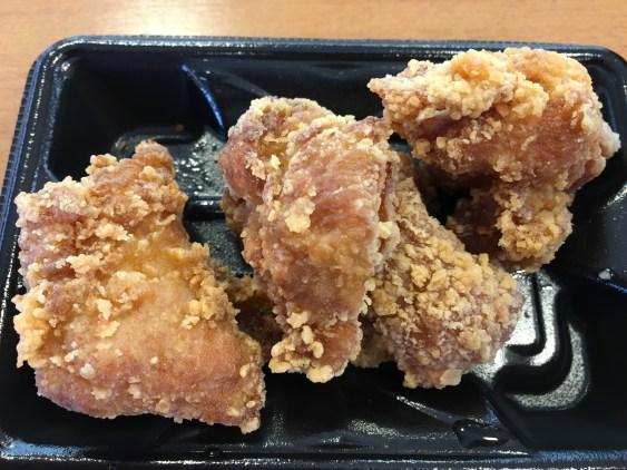 奈良で食べられるから揚げ⑫ オークワ オークワ名物鶏唐揚げ