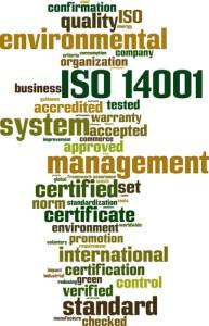 Certificatie ISO 14001 cloud