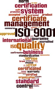 Certificatie ISO 9001 cloud