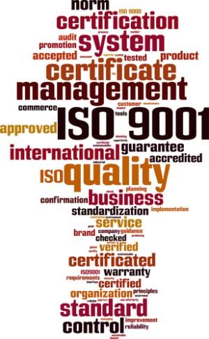 Certificatie ISO 9001 cloud