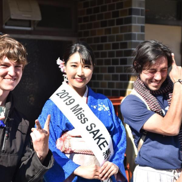 小川町3蔵酒造めぐりに行こう!「Sake breweries festival tour in OGAWA」