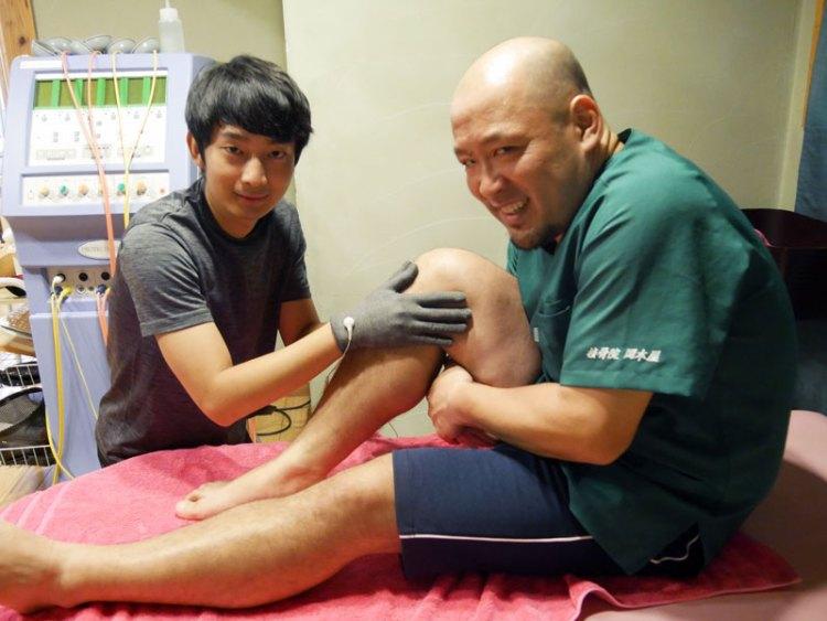 筋膜リリースで痛みを解消します