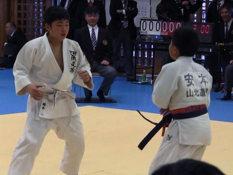 第45回愛知県少年柔道団体選手権
