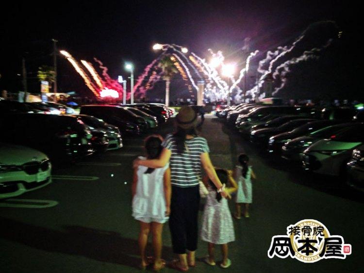 元気の出る花火大会 in MIHAMA