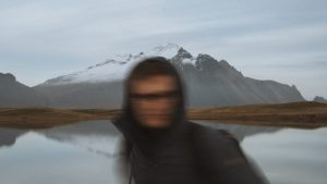 a blurry photo by a lens needing lens calibration