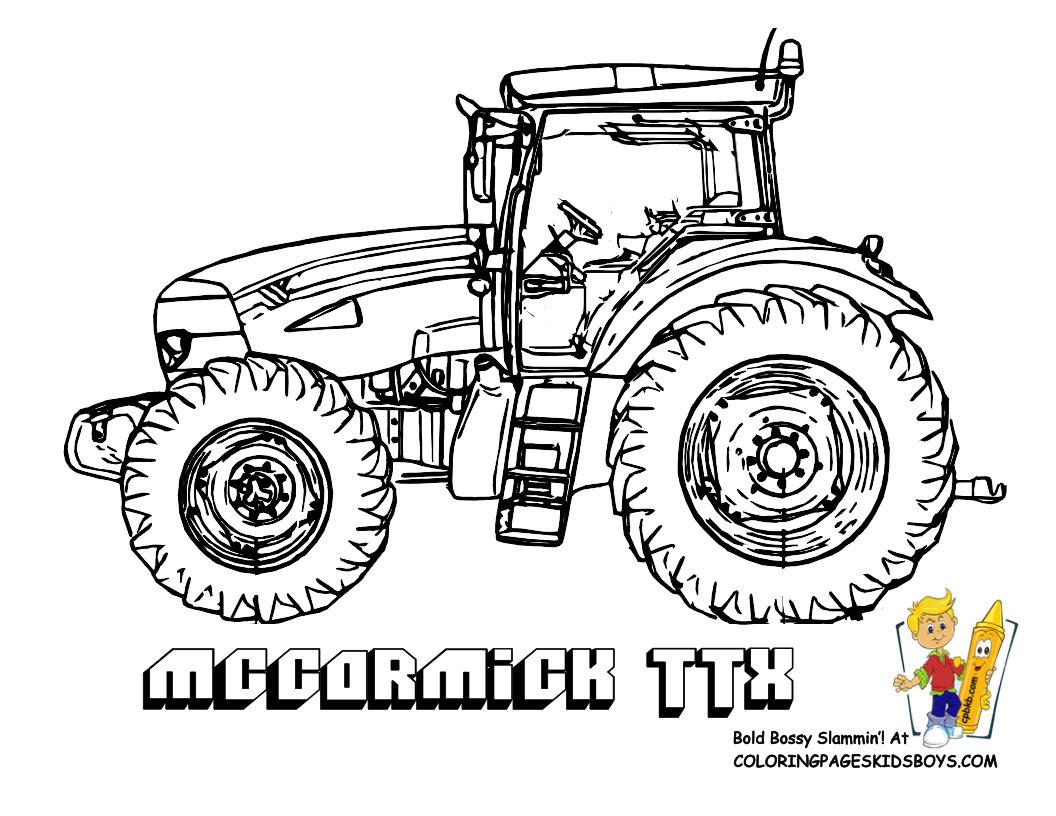 Traktor Ausmalbilder Fendt Frisch Fendt Malvorlagen