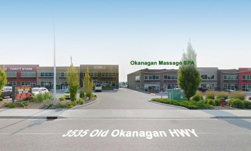 massage spa location