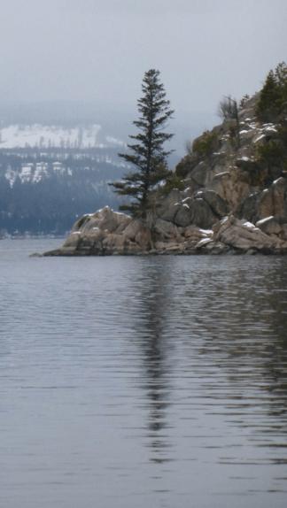 Ancestors, Okanagan Lake