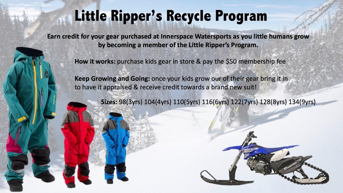 Little Rippers Program