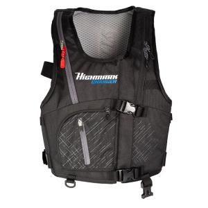 Highmark Charger X Vest 3.0 R.A.S. - Black/Smoke