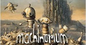 aventura grafica android Machinarium
