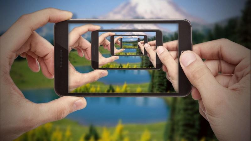 Aplicaciones fotografia android