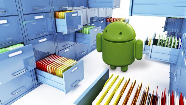recuperar archivos borrados en android