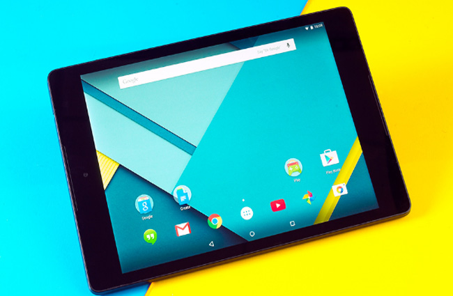 Nexus 9 mejor tablets android