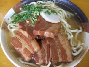 薫風(三枚肉そば) (1)