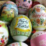 イースターエッグの作り方と染め方!卵の中身を簡単に抜く方法