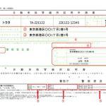 車庫証明の取り方と申請方法