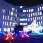 熊本の桜十字病院のイルミネーションが穴場で見どころ満載!!駐車場や行き方もご紹介