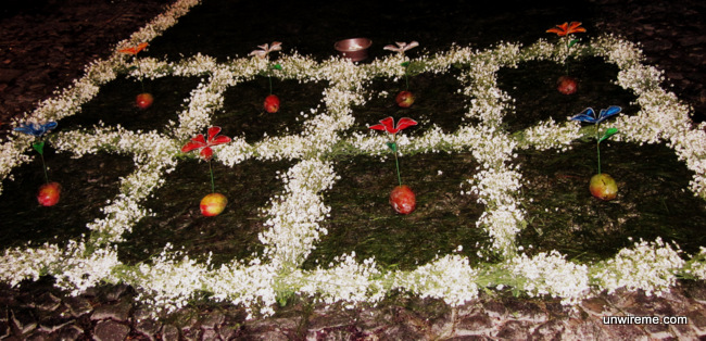 Fruit Alfombra (2) - Antigua Guatemala