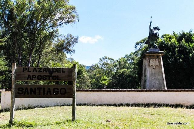 Plaza del Apostol, Cerro de la Cruz, Antigua Guatemala