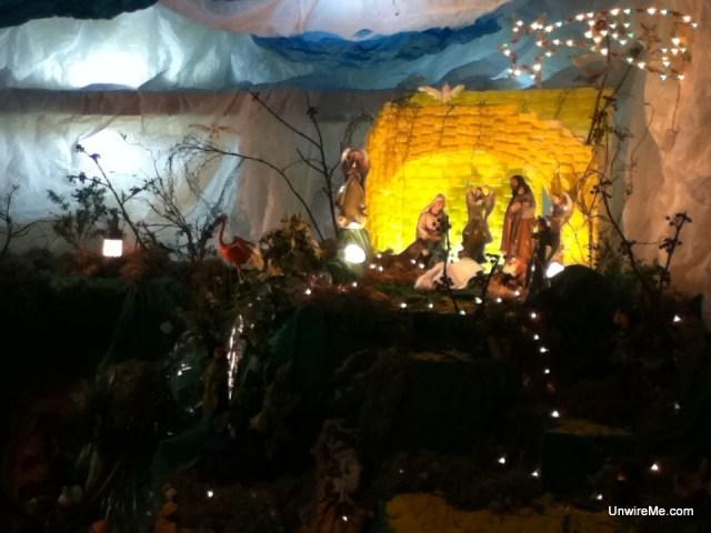 Nativity Scene Guatemala