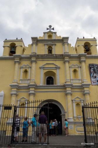 San Antonio Aguascalientes Church