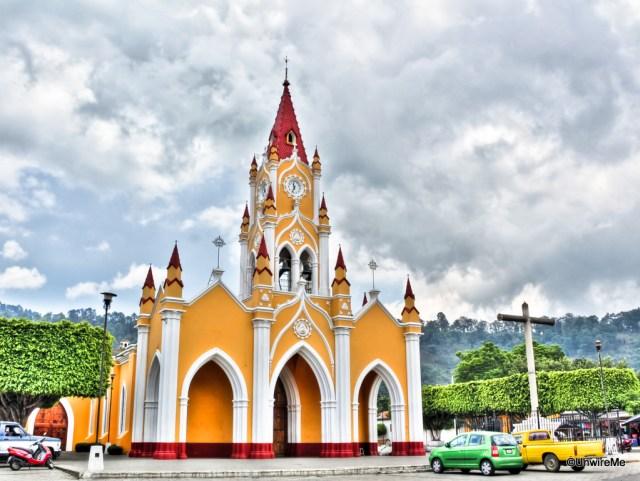 San Felipe Guatemalan Food
