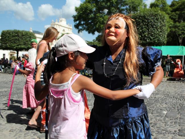 Guatemala with Children