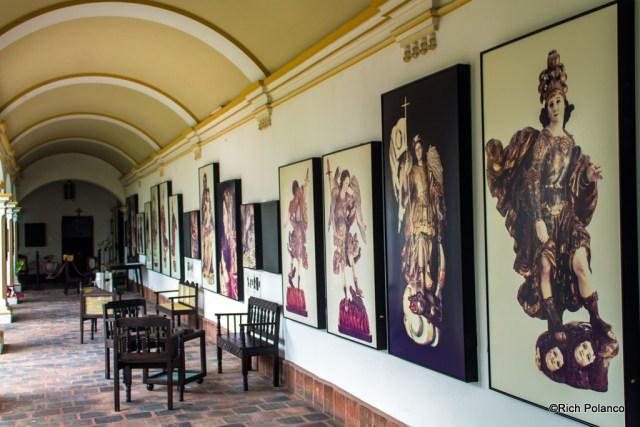 Colonial art prints