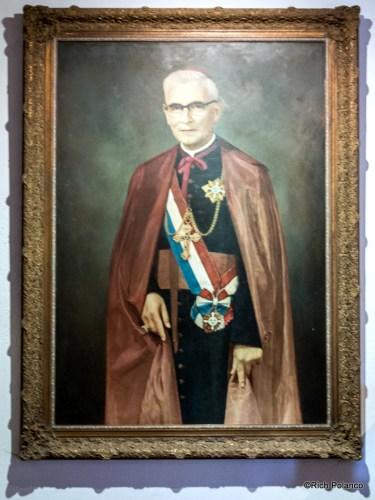 Mariano Rossell y Arellano portrait