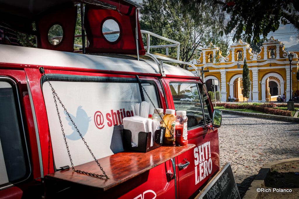 Food Truck Antigua Guatemala