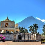 La Merced Convent Antigua Guatemala