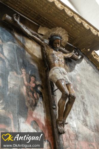 Cristo de las Animas, San Francisco