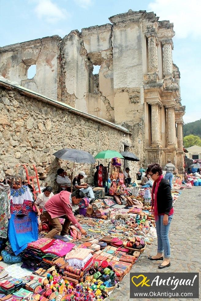 El Carmen Market Antigua Guatemala